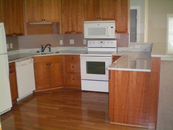 Apartment 5 Kitchen