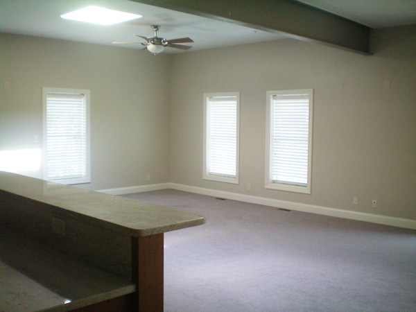 Apartment 5 Living Room